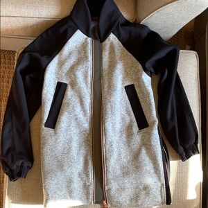 Retro Lululemon Bomber Jacket reversible